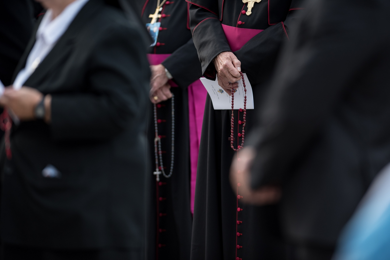 Church bishops