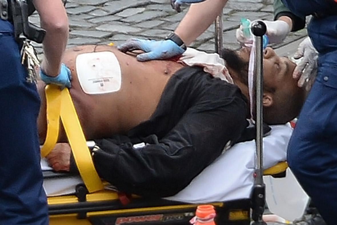London terror attack Khalid Masood