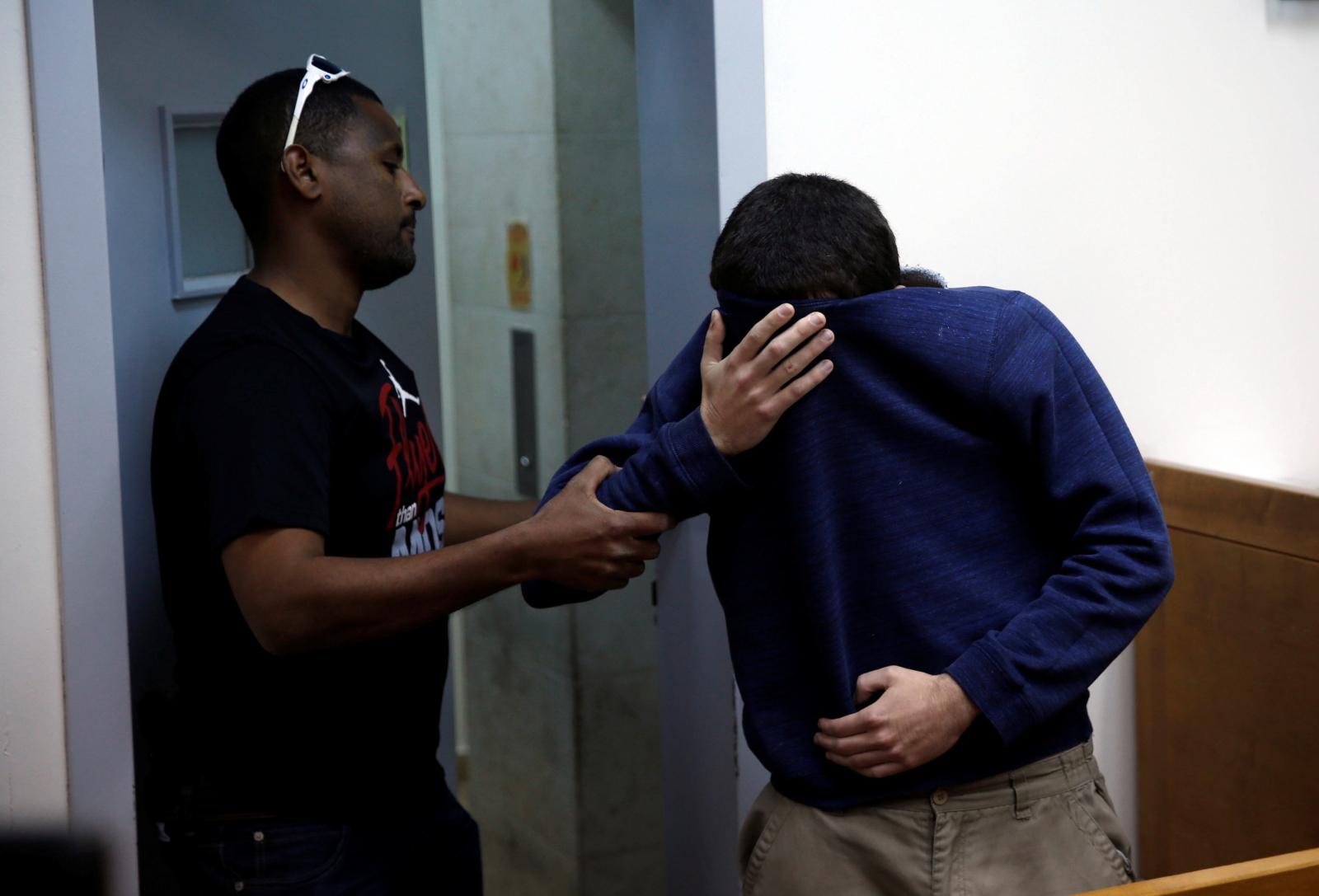 A U.S.-Israeli teen