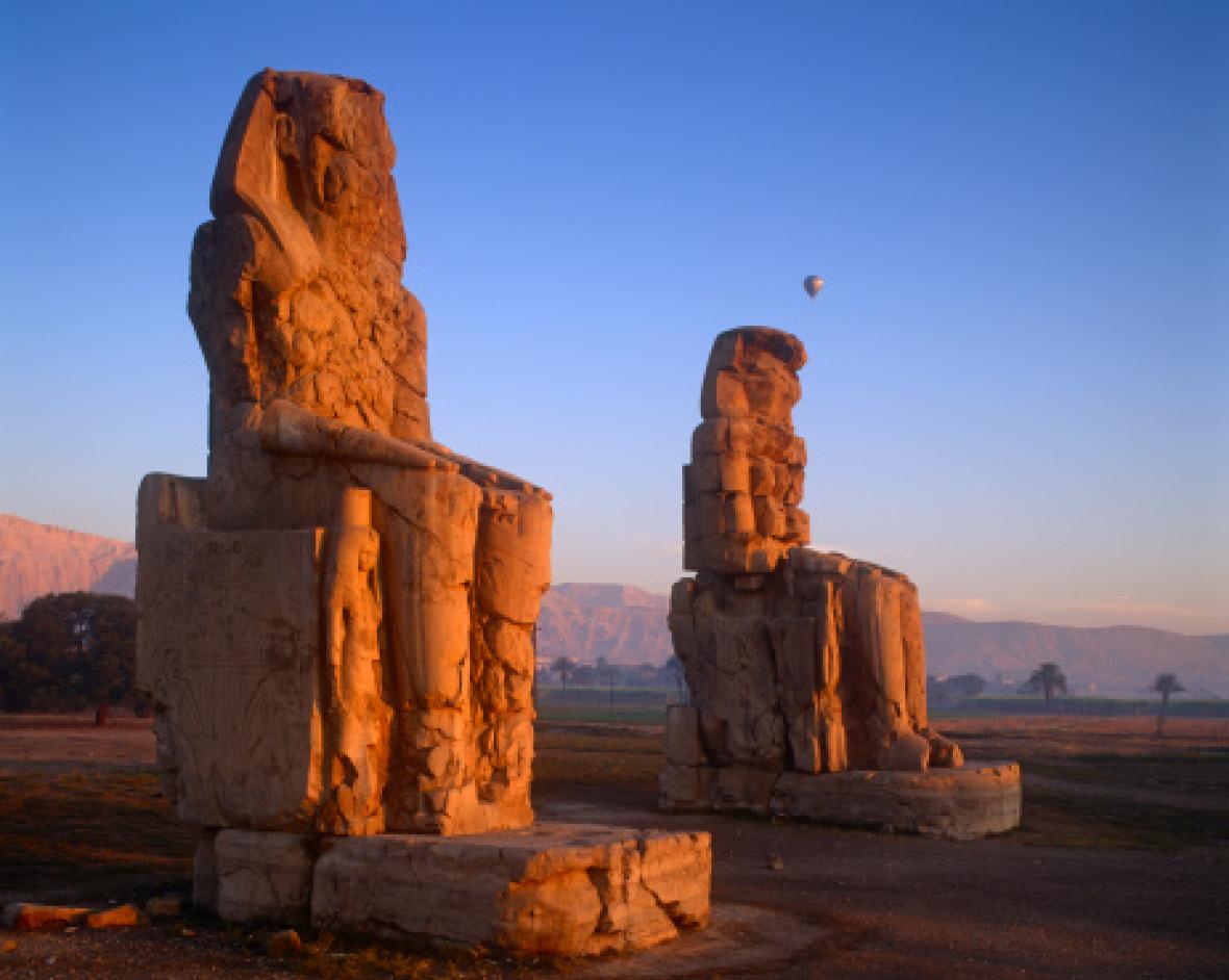 Colossi of menmon