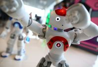 Robots could replace 30% UK jobs