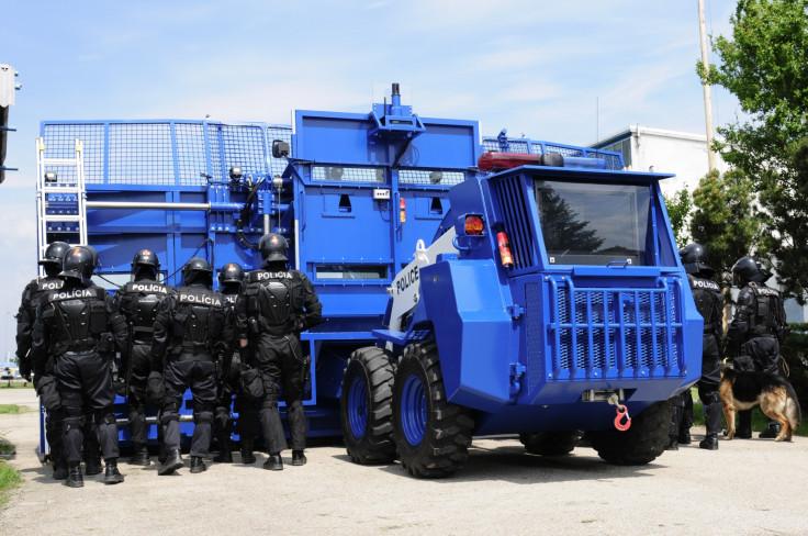 Bozena Riot security system