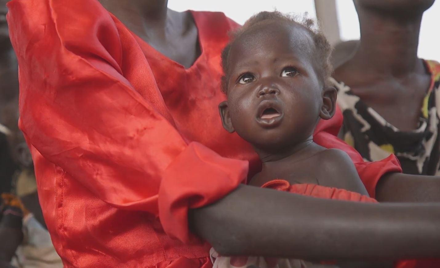 UNICEF warns of famine in South Sudan