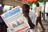 Media in Tanzania