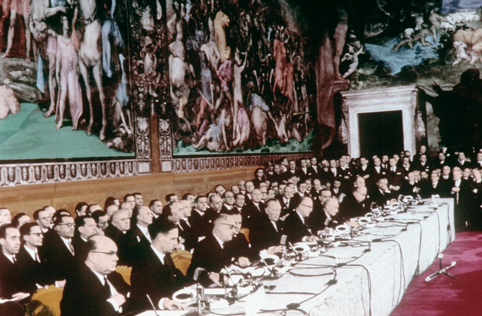 Treaty of Rome 1957
