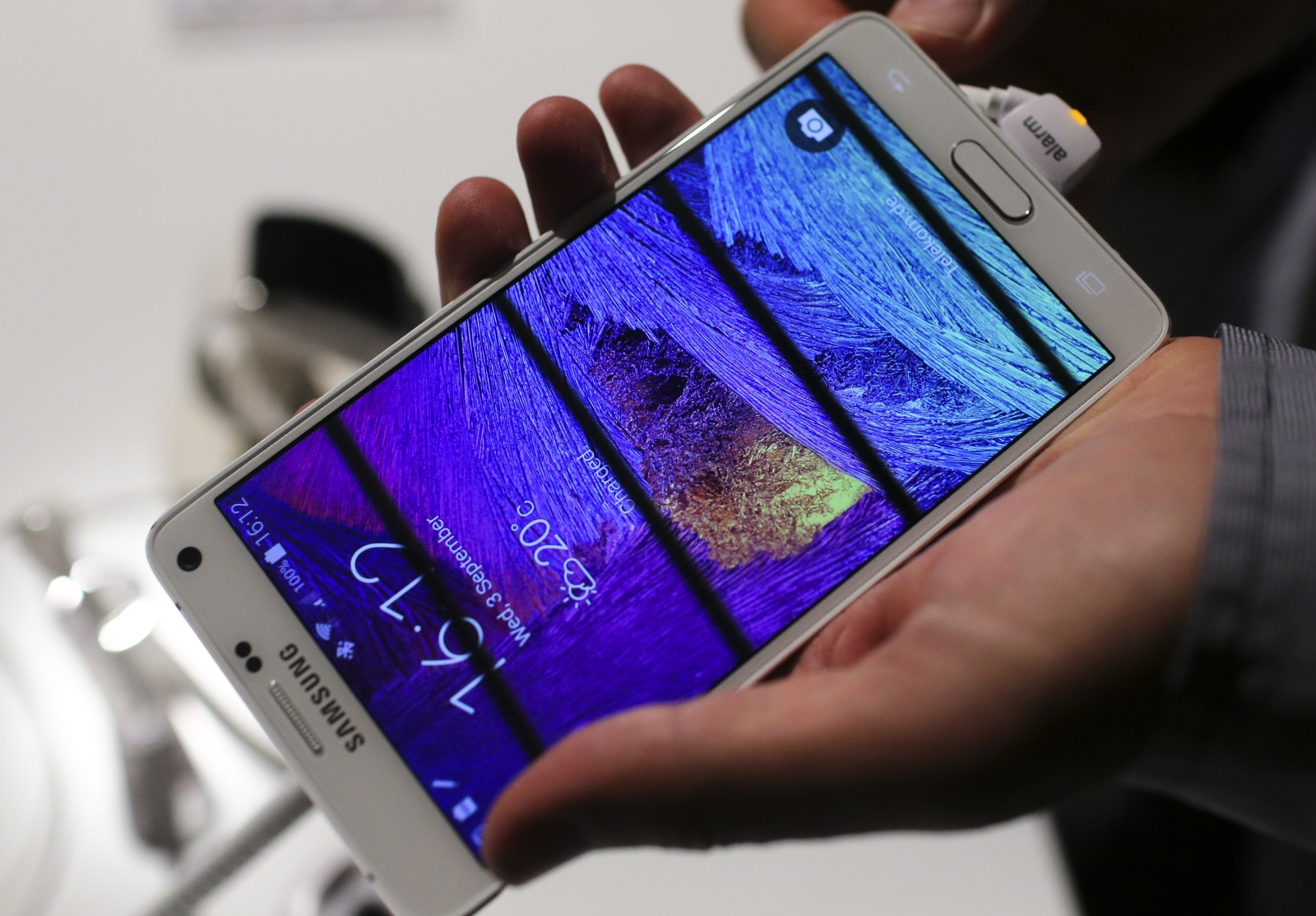 Galaxy Note 4 software update