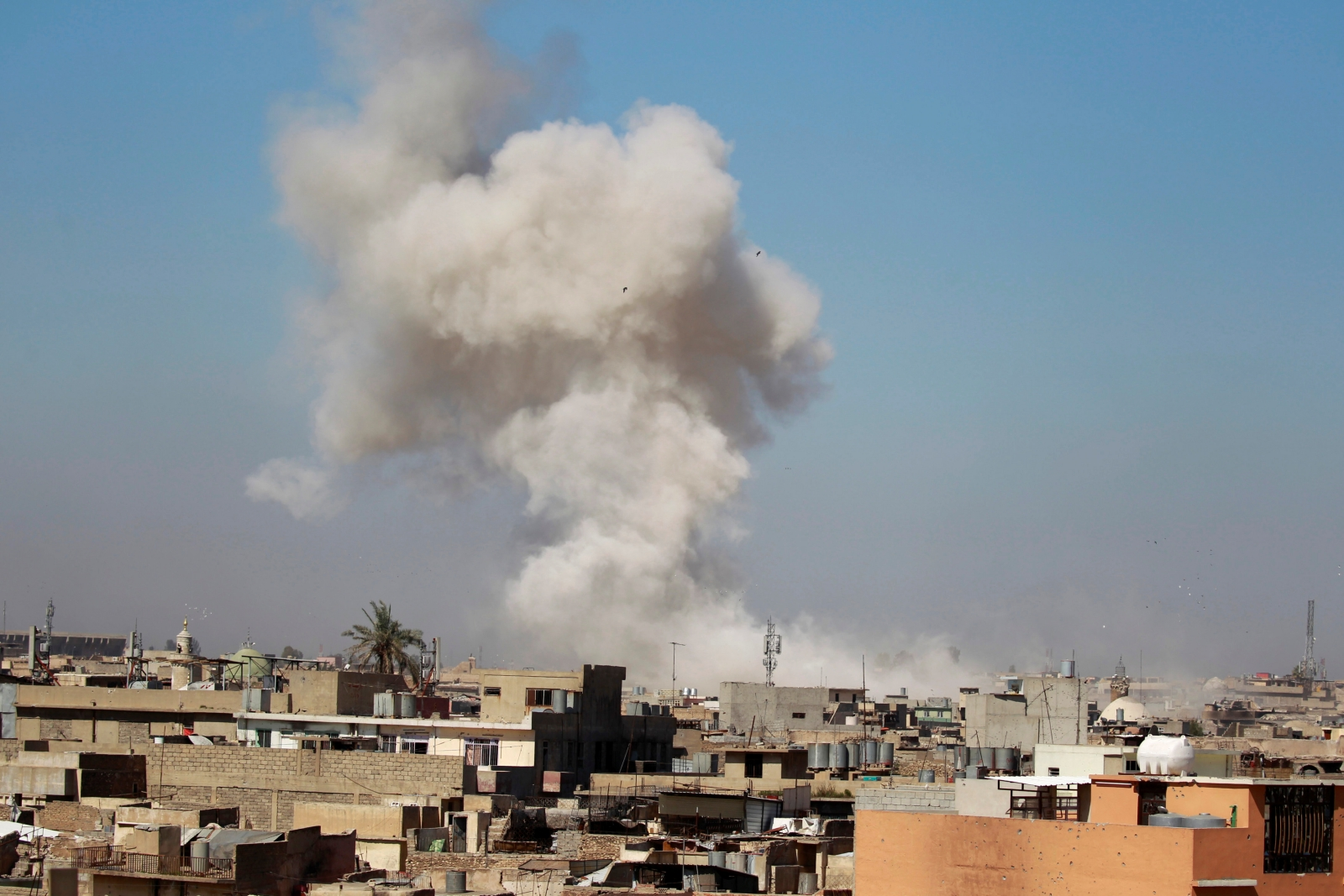 iraqi-forces-pause-advance-in-mosul-due-to-civilian-casualties-concern