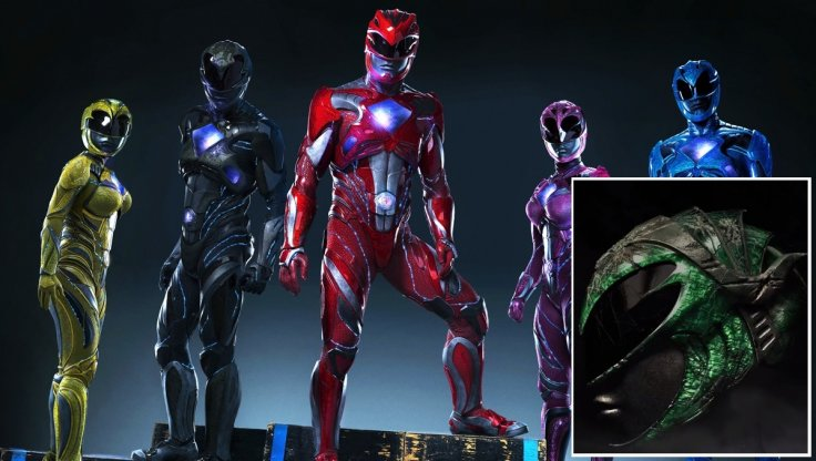 Power Rangers sequel to feature Green Ranger