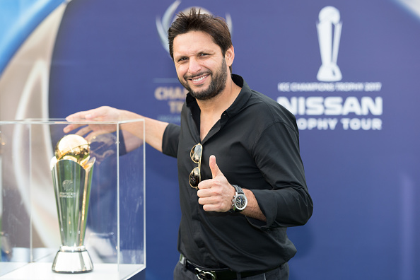 PSL: Shahid Afridi Abruptly Departs 2017 Champions