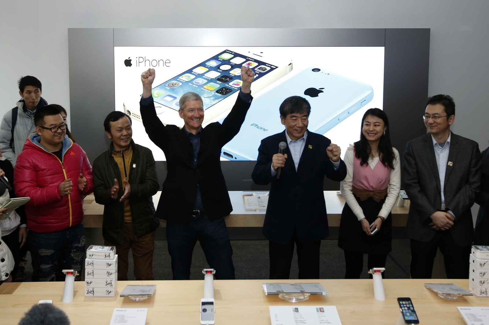 Apple wins China patent lawsuit