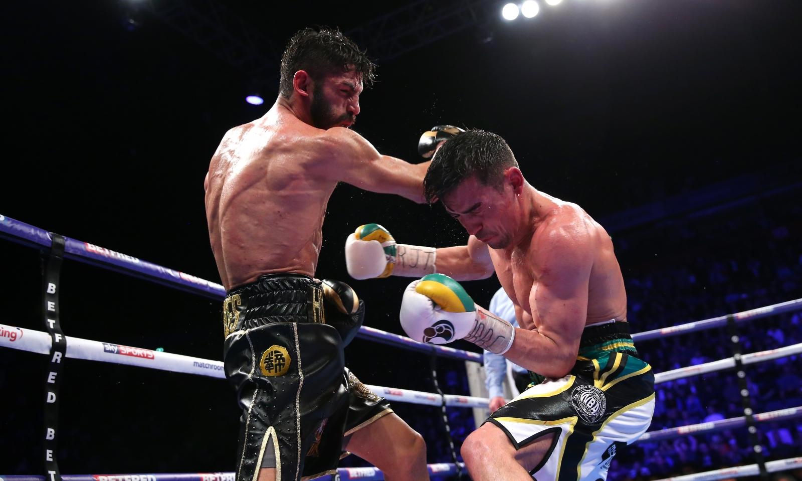 Jorge Linares vs Anthony Crolla