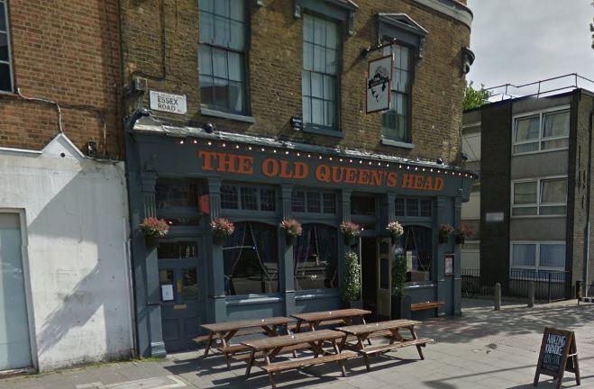 Old Queens Head pub