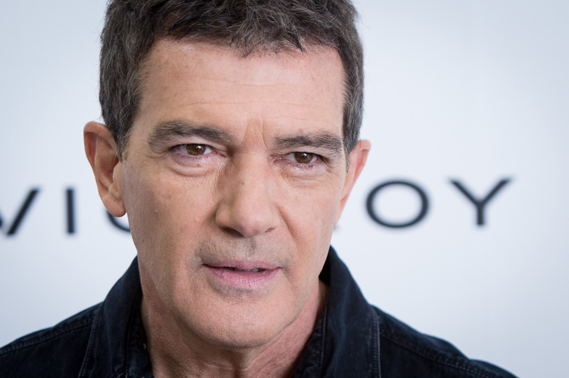 Hollywood actor Antonio Banderas reveals he had a heart ...