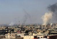east Mosul attack
