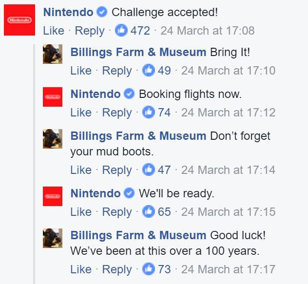 Nintendo Switch Milk Challenge