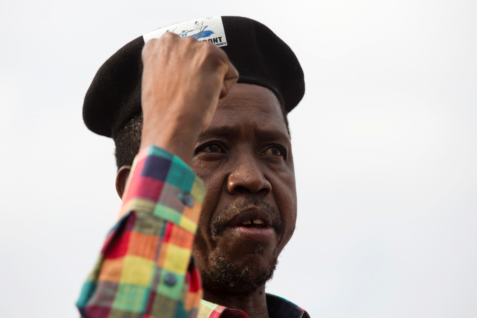 Zambia President Edgar Lungu