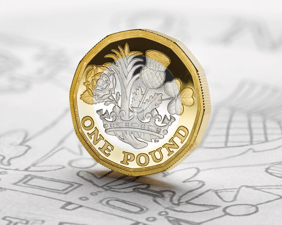 New £1 coin security secrets Royal Mint