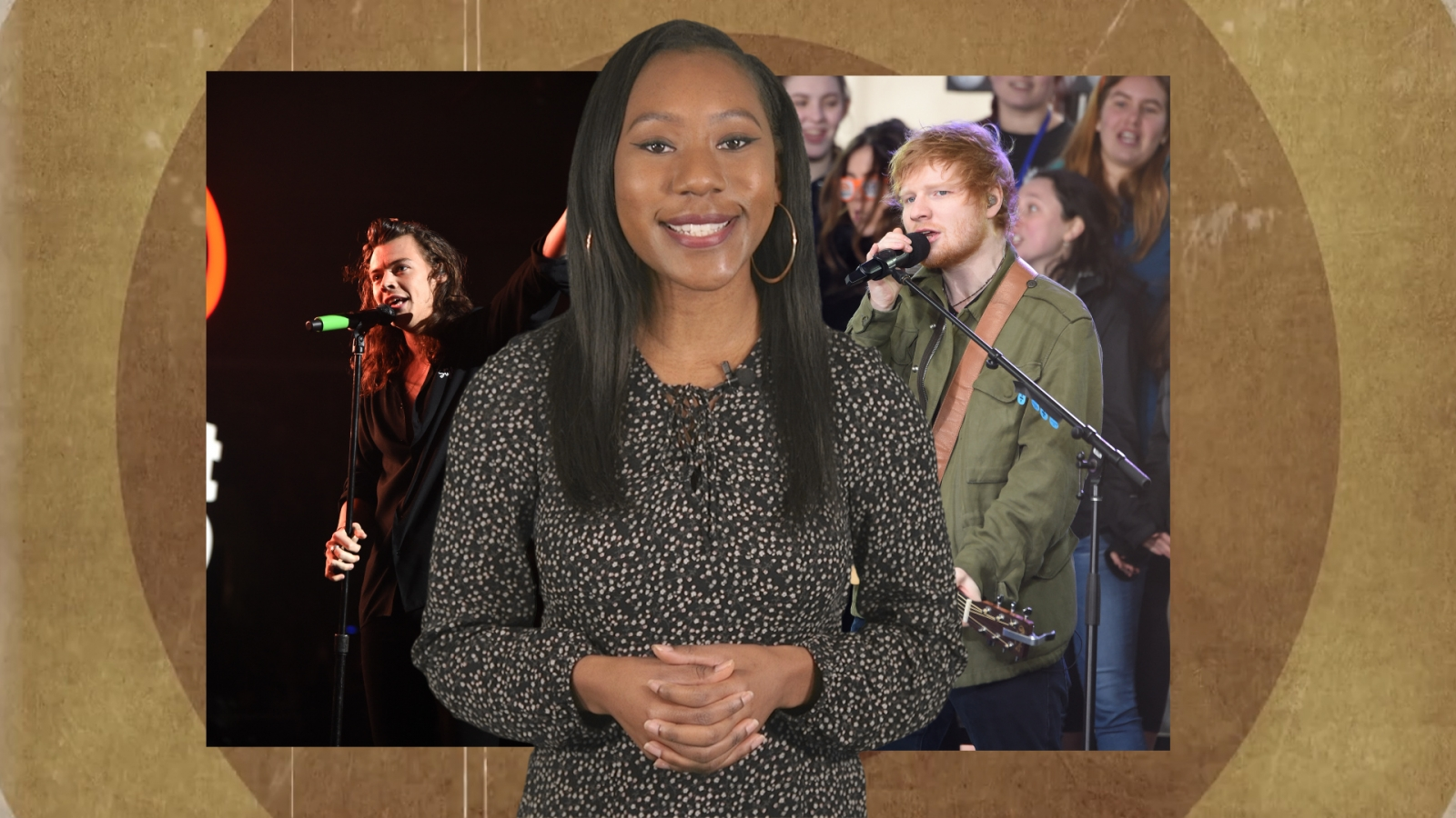 Music Minute: Harry Styles makes solo debut, Ed Sheeran headlines Teenage Cancer Trust concert