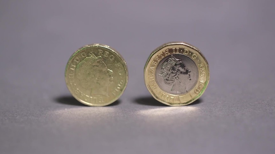 New £1 coin in numbers