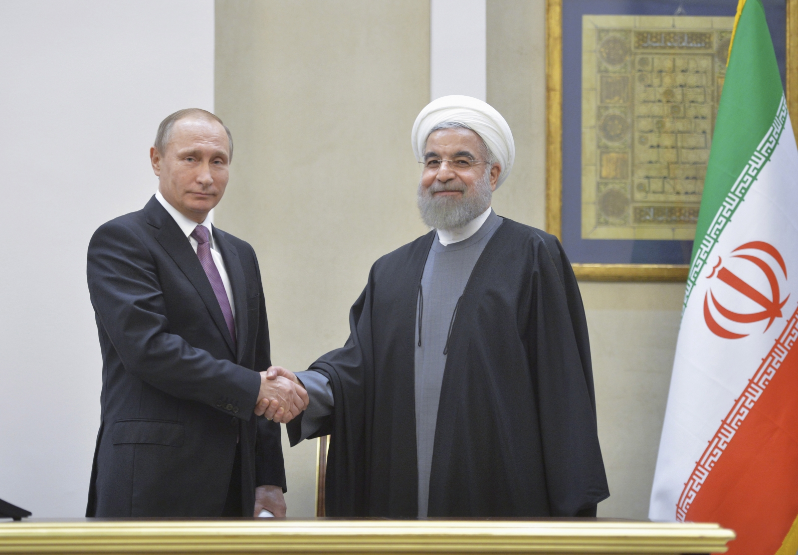 Iran Russia ties