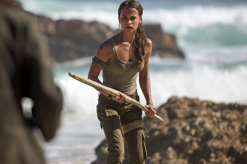 Trailer for New Tomb Raider Movie Reboot Released