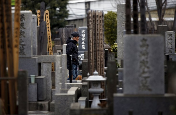 Japan Cemetery