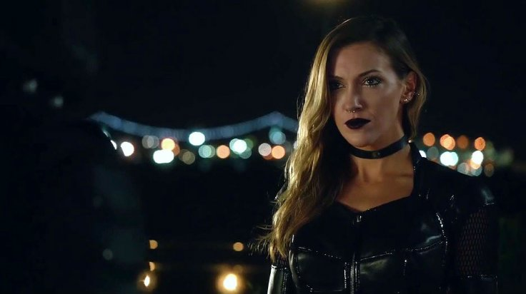 Katie Cassidy as Black Siren