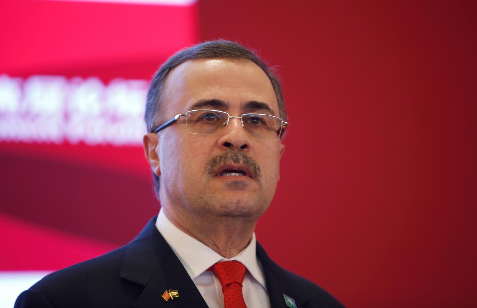 Aramco CEO