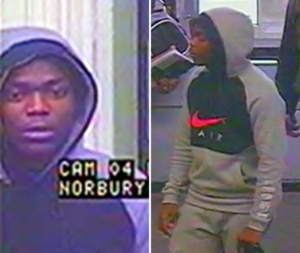 Machete attacker norbury