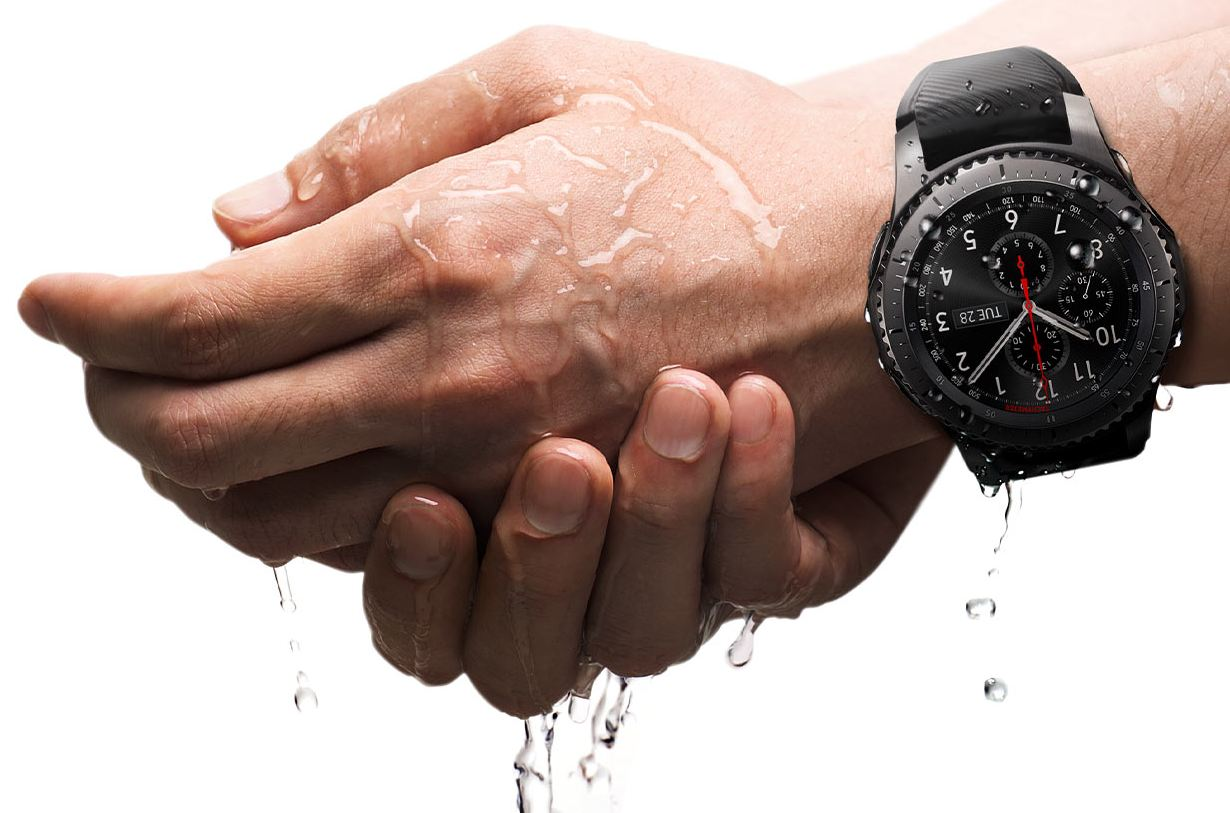Gear S3 classic and frontier firmware update