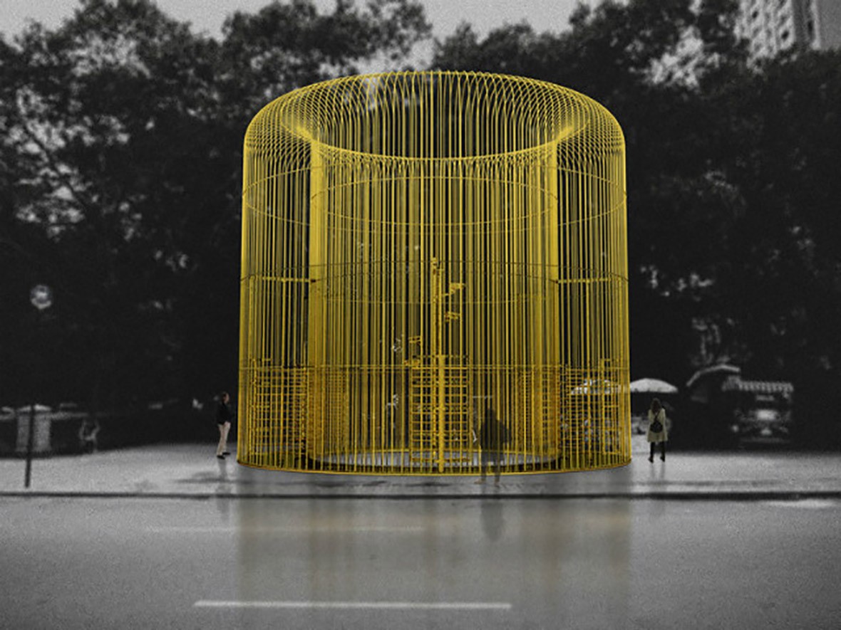 Ai Weiwei: Good Fences Make Good Neighbors
