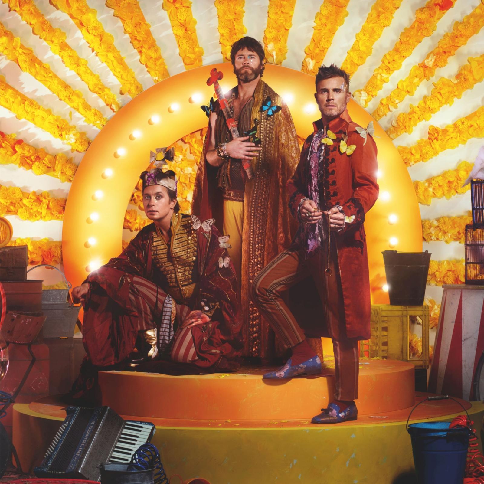 Take That Wonderland album