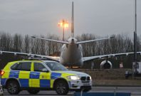 police stansted airport