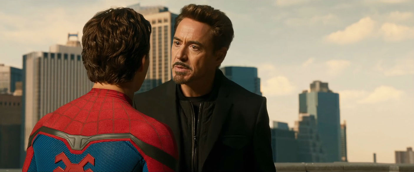 Robert Downey Jr says Spider-Man Homecoming will be 'one