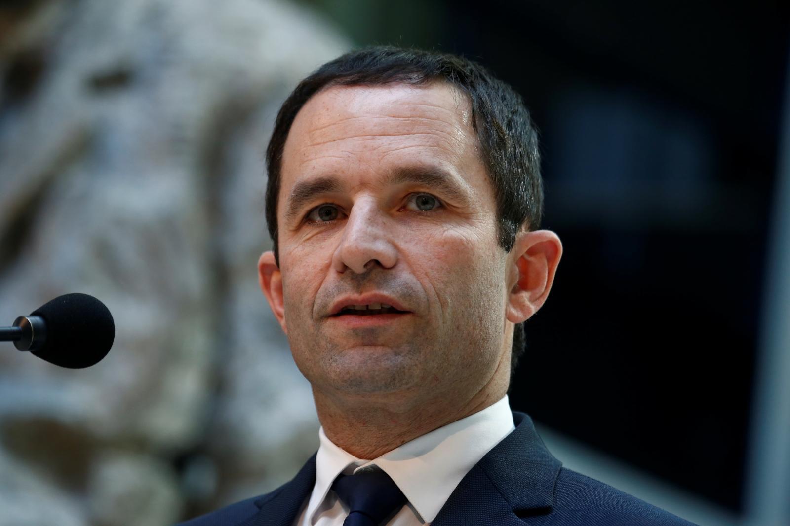 Benoit Hamon socialist candidate