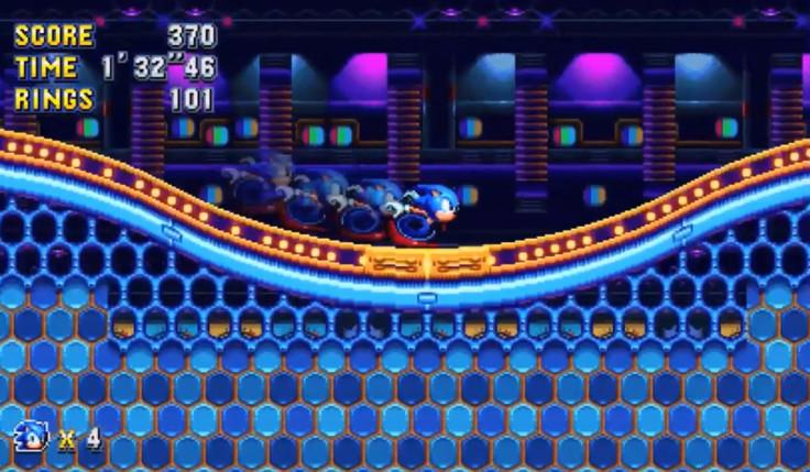 Sonic Mania EGX Rezzed