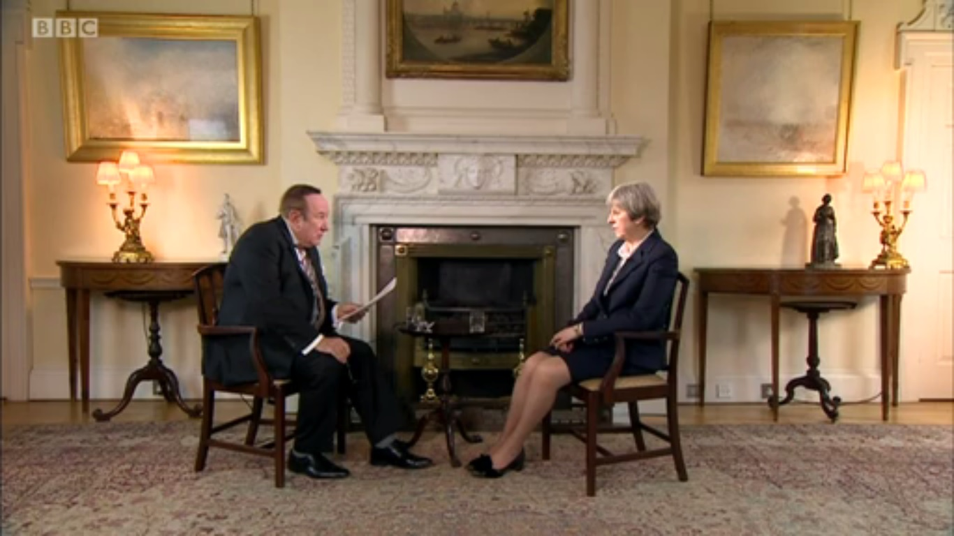 Andrew Neil Theresa May Brexit