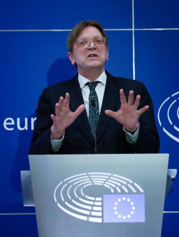 EU Brexit negotiator Guy Verhofstadt