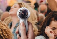 Samsung launches new Gear 360 camera