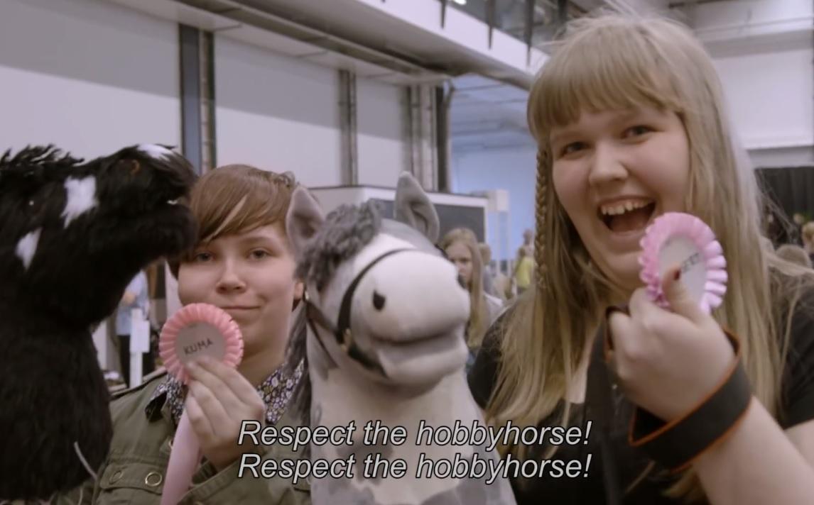 hobby horses Finland