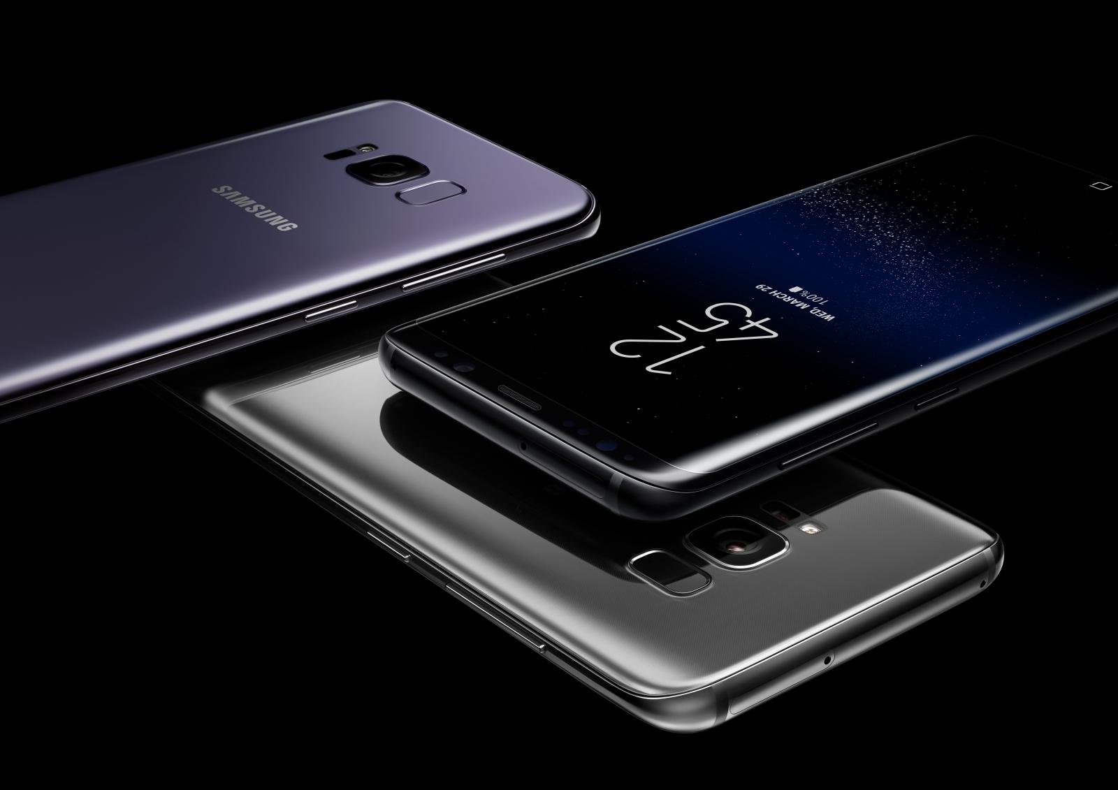 Samsung Galaxy S8 best features