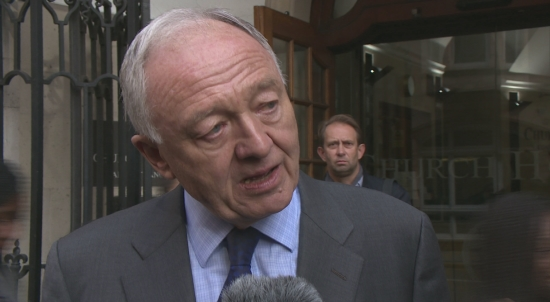 Former London mayor Ken Livingstone not anti-Semitic