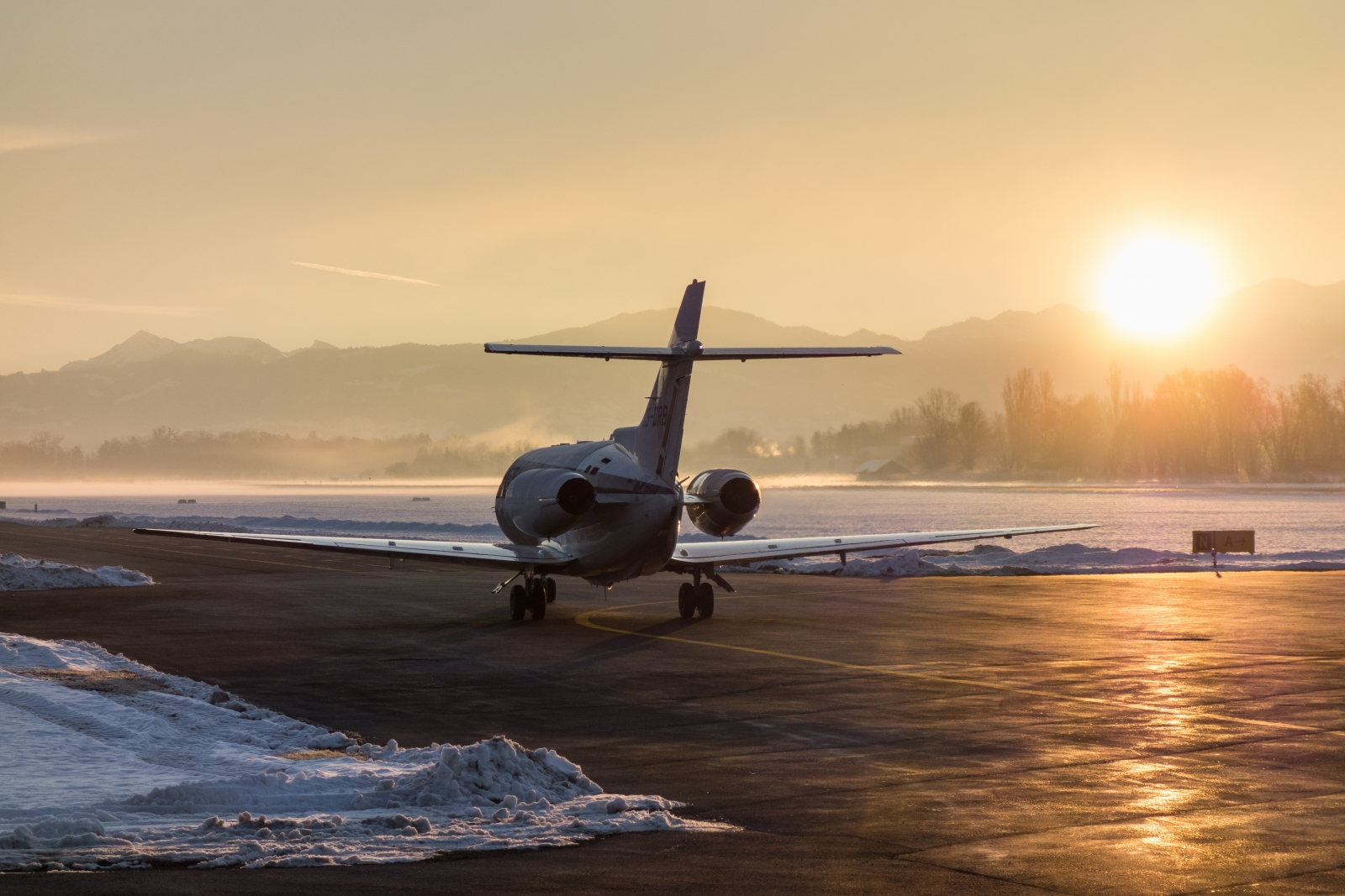 Private jet travel cuts down on costs