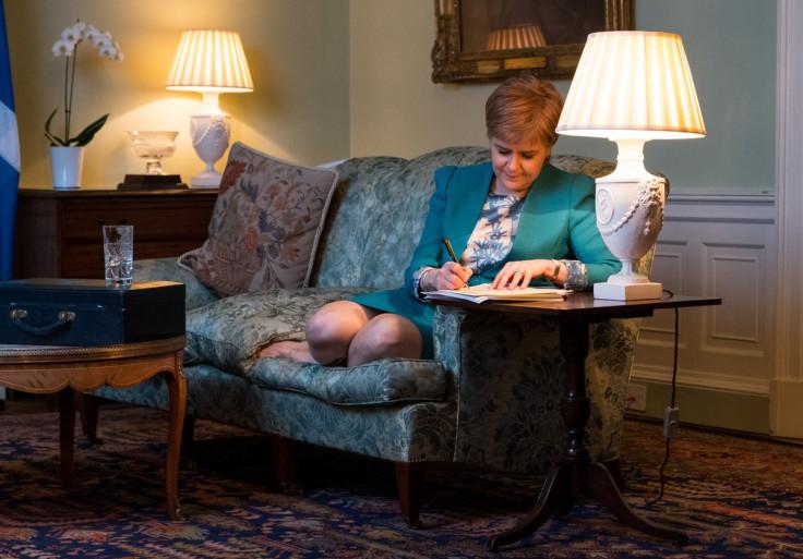 Nicola Sturgeon scottish independence