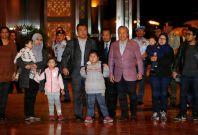 Malaysians freed