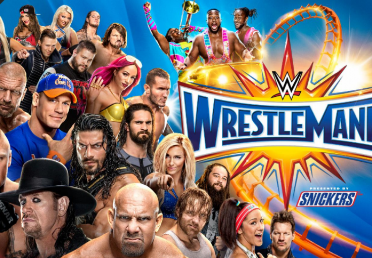 WWE WrestleMania 33