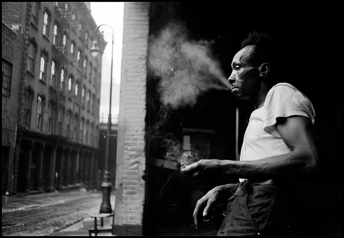 Early Magnum: On & In New York