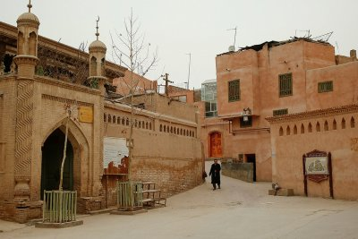 Uighur China