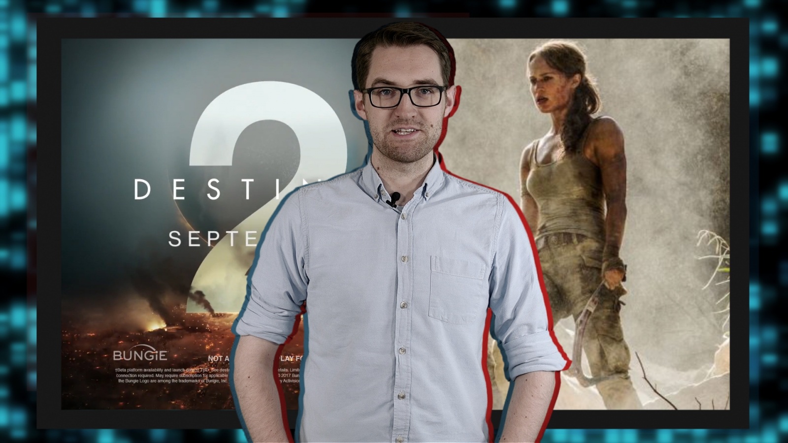 Video game news round-up: Destiny 2 revealed, Dota 2 TI7 dated and Alicia Vikander as Lara Croft