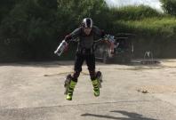 Iron Man flight suit